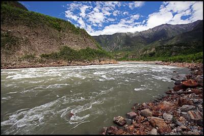 Yarlung Tsangpo Grand Canyon (雅鲁藏布大峡谷)