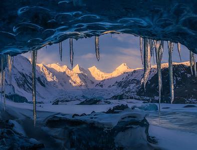 Icebound Window