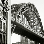 Tyne Bridge (low view)