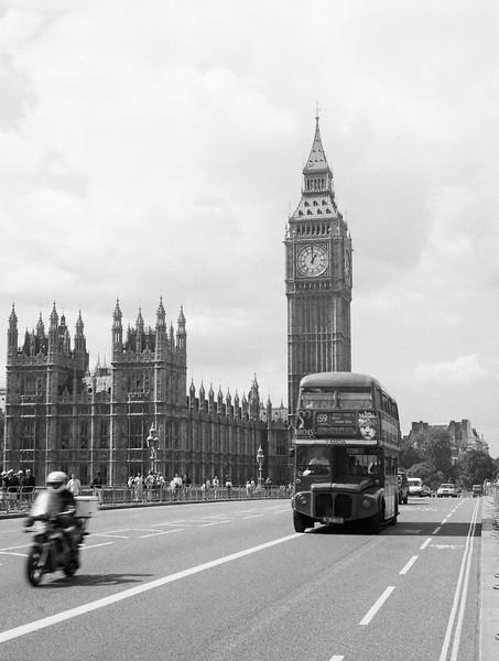 """""""London at 1 O'Clock"""""""