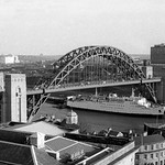 Tyne Bridge & Tuxedo Princess, Newcastle Upon Tyne