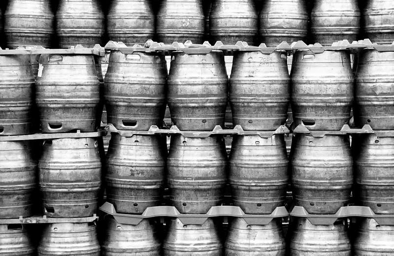 Tetley's Barrels