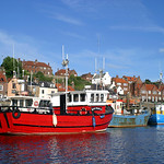 Sarah Michelle & Other Fishing Boats, Whitby