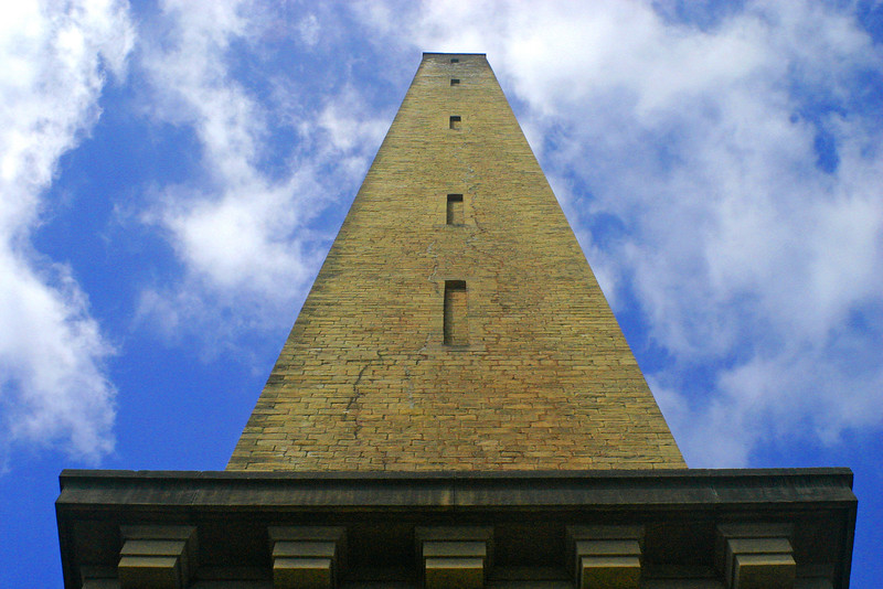 Salts Mill Column