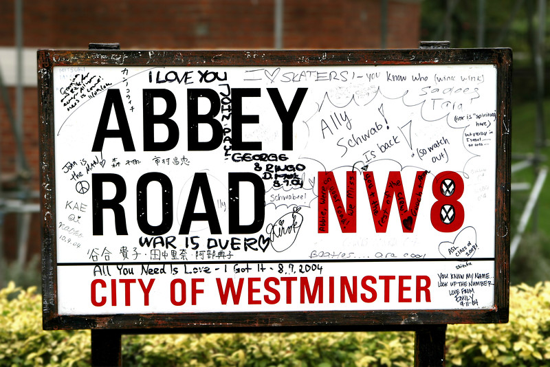Abbey Road, NW8