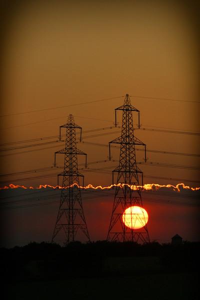 Eggborough Pylons