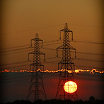 Eggborough Pylons