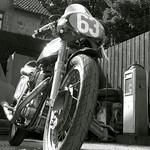 Scripps Motorbike, Goathland