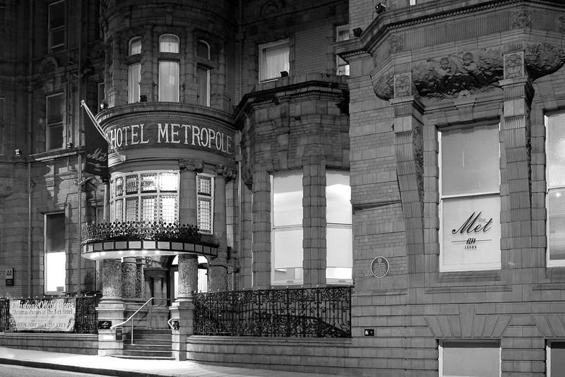 Metropole Hotel, Leeds
