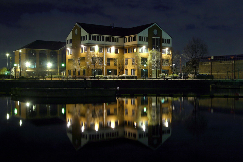 Regatta House, Salford Quays
