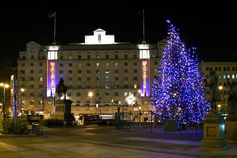 Queen's Hotel & City Square, Leeds