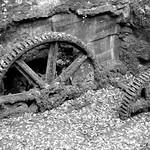 Kennall Vale Wheels, 11-11-2006 (IMG_0910) bw Max