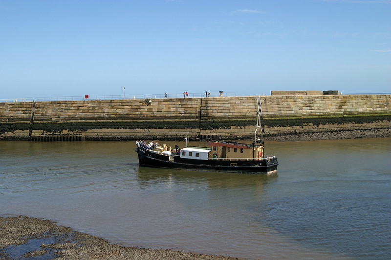 Chieftain at Whitby