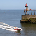 Velocity at Whitby Harbour