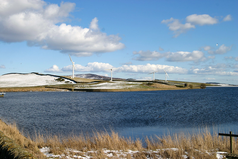 Chalker Reservoir
