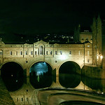 Bath, Pultney Bridge