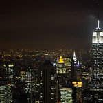 Empire State Building & New York City