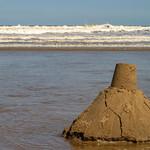 Sand Castle, Ulrome Beach, 31-7-2007 (IMG_7833) 10D Max