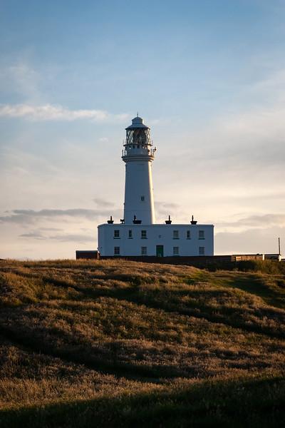 Flamborough Lighthouse (Backlit), 14-7-2007 (CRW_7461) 4k