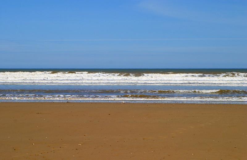 Ulrome Sands Sand & Sea Scape