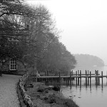 Langdale Chase Boat House Jetty, Windermere