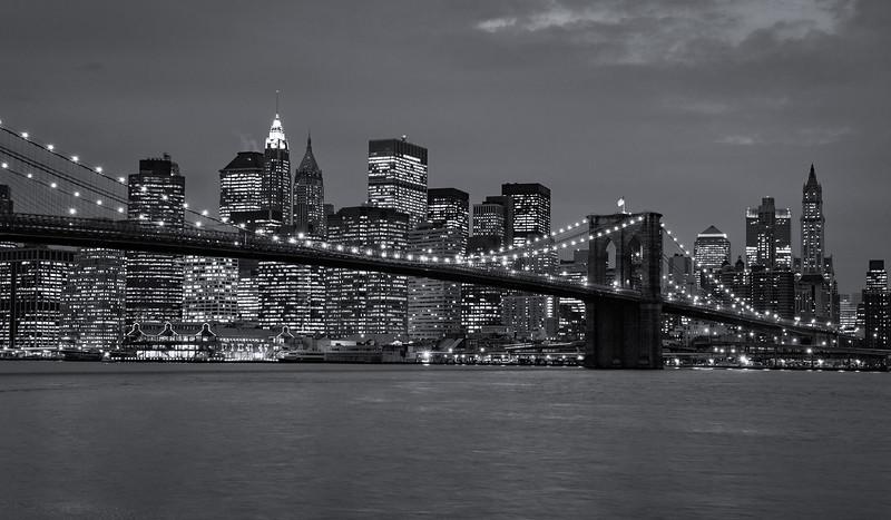 New York - Brooklyn Bridge, 19-11-2007 (IMG_1206) Nik SEP2 Neutral with 80 filter 4k