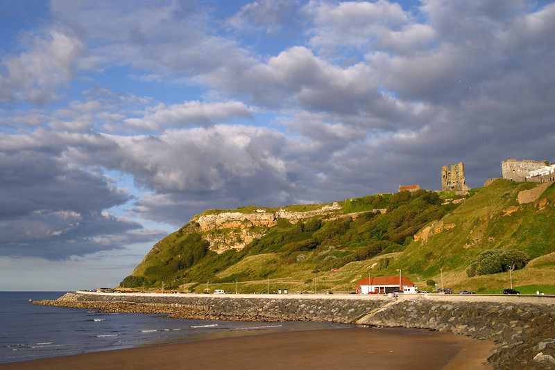 Scarborough Castle & Marine Drive