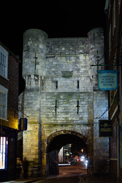 Bootham Bar, York