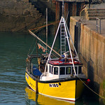 IH180 at Newquay Harbour