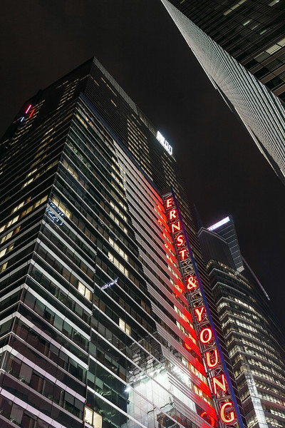 Ernst & Young, Times Square, New York