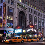 Hard Rock Cafe, Broadway, New York City