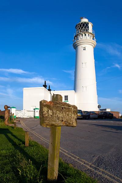 Flamborough Lighthouse Entrance, 14-7-2007 (CRW_7451) 4k