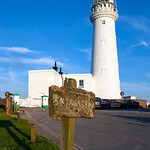 Flamborough Lighthouse Entrance, 14-7-2007 (CRW_7451) 4k