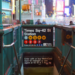 Times' Square Subway