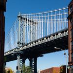 New York - Washington Street, Brooklyn & Manhattan Bridge, 26-10-2008 (IMG_2822) 4k