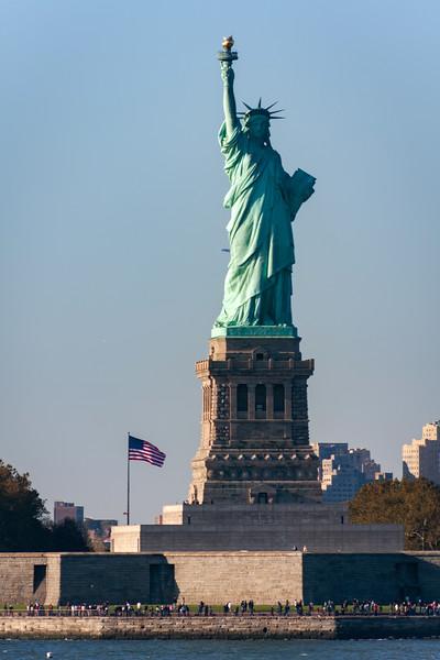 New York - Statue of Liberty, 26-10-2008 (IMG_2911) 4k