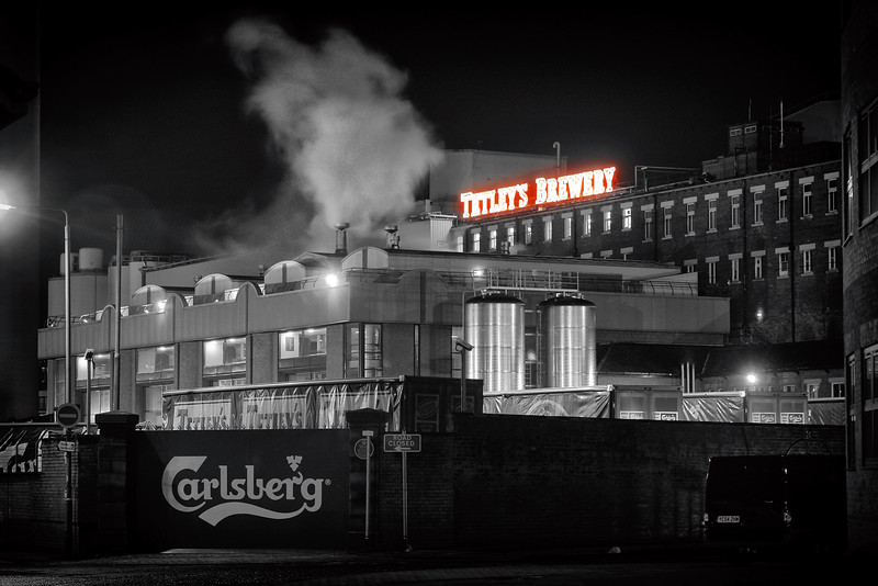 Tetley's Brewery, (Red)
