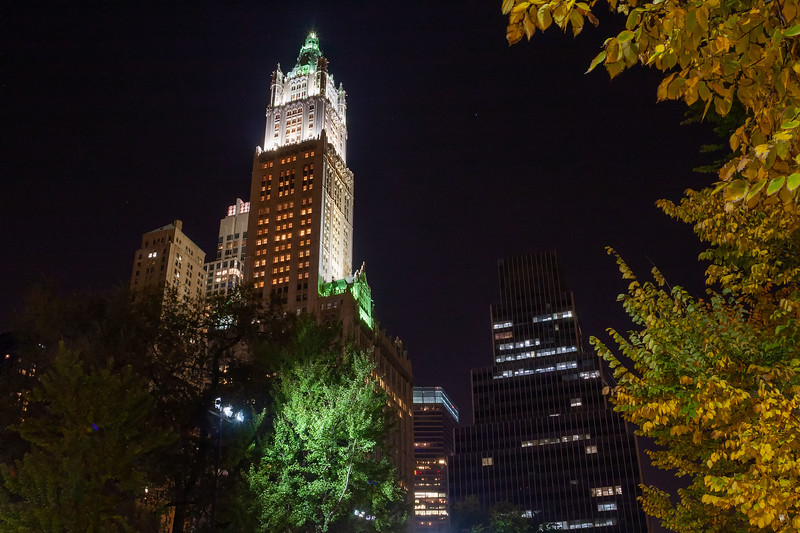 New York - Woolworth Building, 26-10-2008 (IMG_3029) 4k