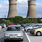 Meadowhall Car Park & Blackburn Meadows