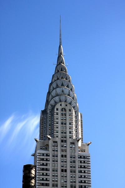 Chrysler Building Spire