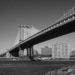 New York - Manhattan Bridge, 26-10-2008 (IMG_2815) Nik SEP2 Underexp 1,5 4k