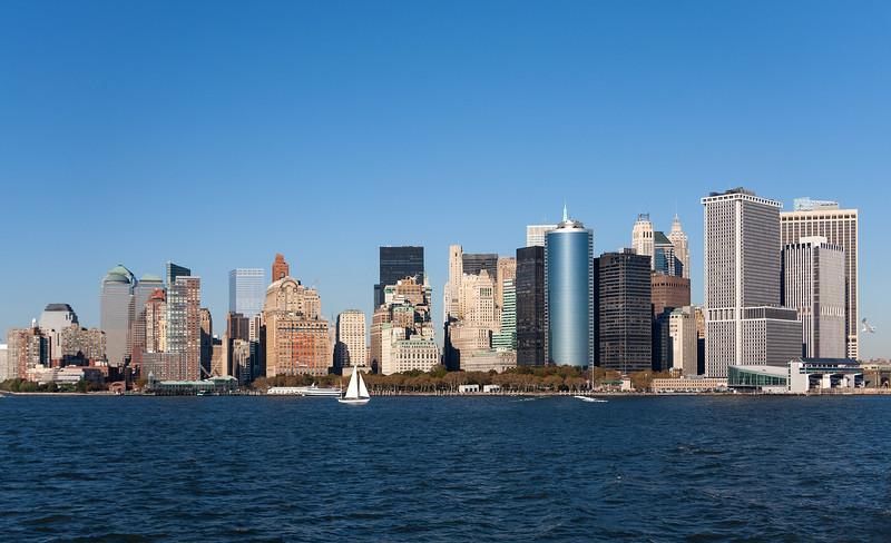 New York - Battery Park & Lower Manhattan, 26-10-2008 (IMG_2908) 4k