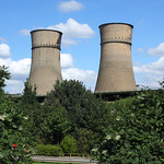 Blackburn Meadows Power Station Cooling Towers, Final Day