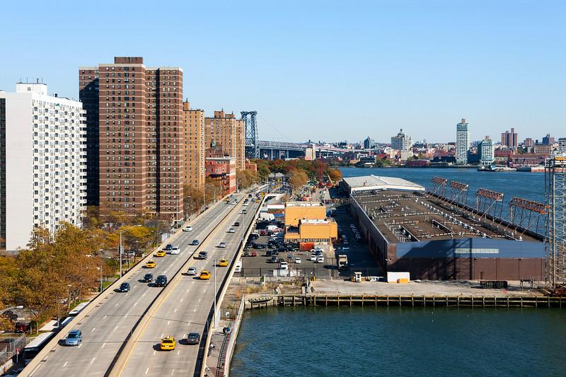 New York - FDR Drive & Pier 35-42, 26-10-2008 (IMG_2842) 4k