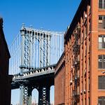 New York - Washington Street, Brooklyn & Manhattan Bridge, 26-10-2008 (IMG_2827) 4k