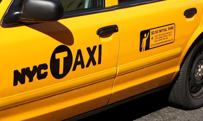 New York City Taxi Elements