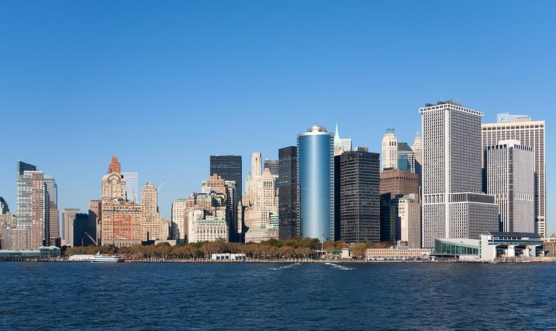 New York - Battery Park & Lower Manhattan, 26-10-2008 (IMG_2907) 4k