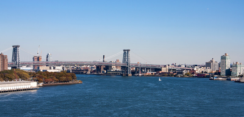 New York - East River & Williamsburg Bridge, 26-10-2008 (IMG_2839) 4k