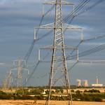 Burton Salmon Pylons & Eggborough Power Station