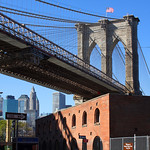 Brooklyn Bridge from Park side, 26-10-2008 (IMG_2800) 4k